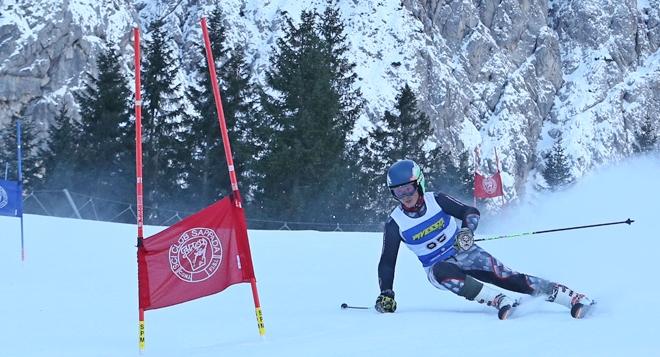 Sci alpino a Sappada