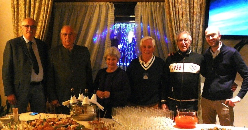 Sissi Schwarz, Il sindaco, l'assessore Ghedina e gli ex-sportivi