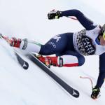 Sofia Goggia ottiene un buon sesto posto nella prima prova di La Thuile