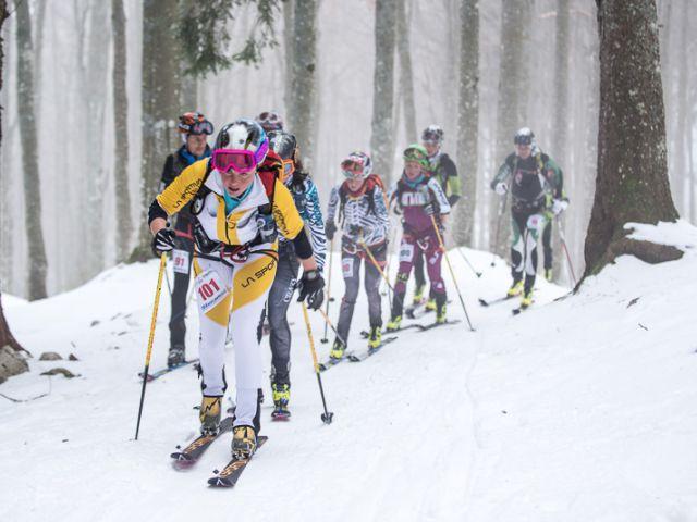 La Coppa del mondo di sci alpinismo torna in Italia con la Transcavallo