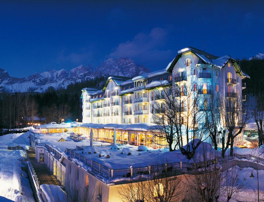 Hotel Cristallo a Cortina d'Ampezzo