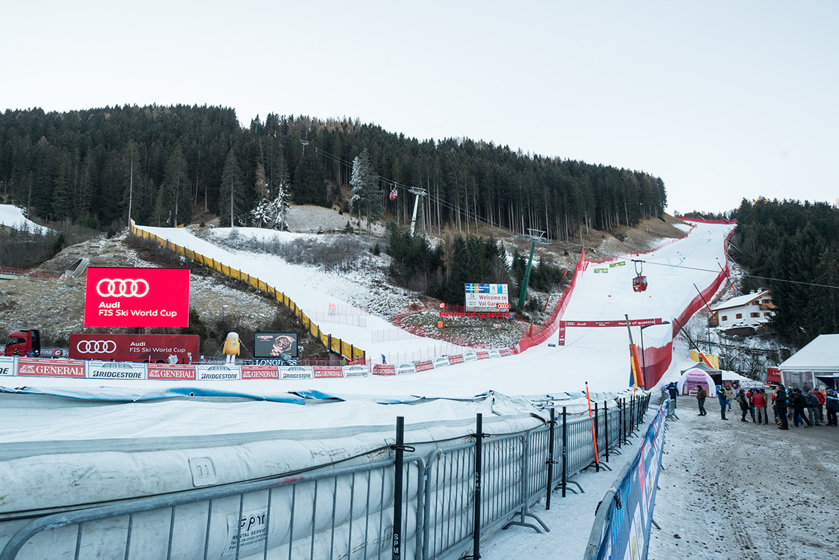 Coppa del mondo di sci in val Gardena