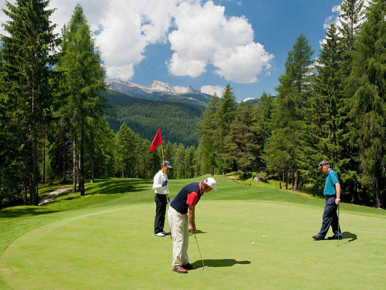 Cortina-Golf